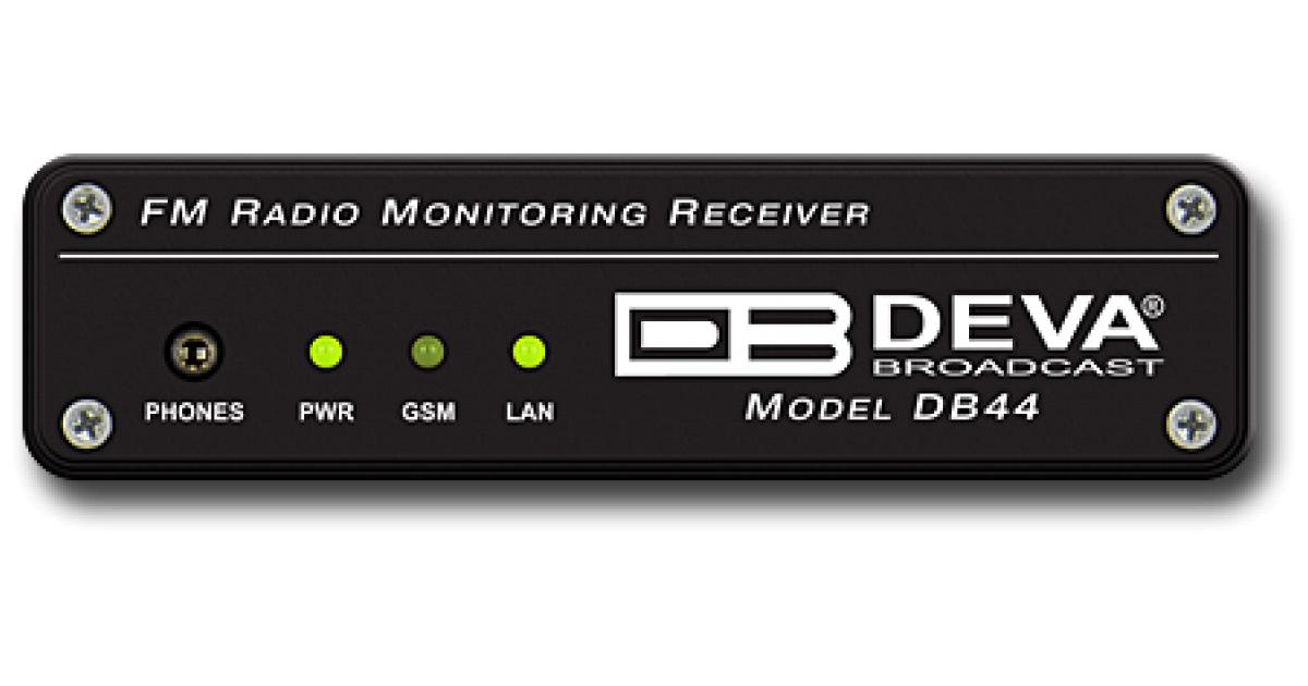 DEVA Broadcast - Products - Legacy - DB44
