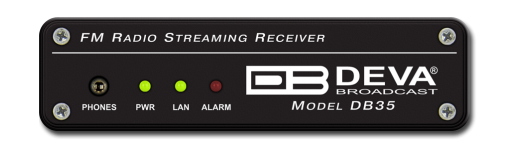 DB35 - Compact & Reliable FM Radio Streamer