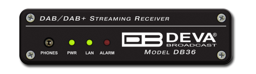DB36 - DAB/DAB+ Radio Streaming Receiver
