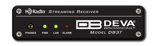 DB37 - HD Radio Streaming Receiver