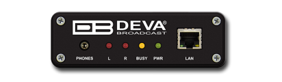 DB90-RX - IP Audio Decoder