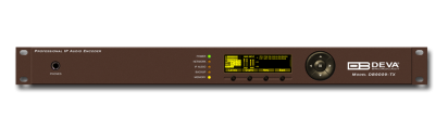 DB9009-TX - Second Generation Multi Protocol Audio over IP Encoder